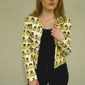 Fabulous MOSCHINO Boutique PARFUME Jacket